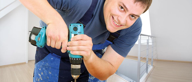 Reparaturservice im Haus und im Garten
