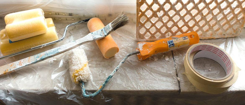 Renovieren, Malerarbeiten, Umzugshilfe